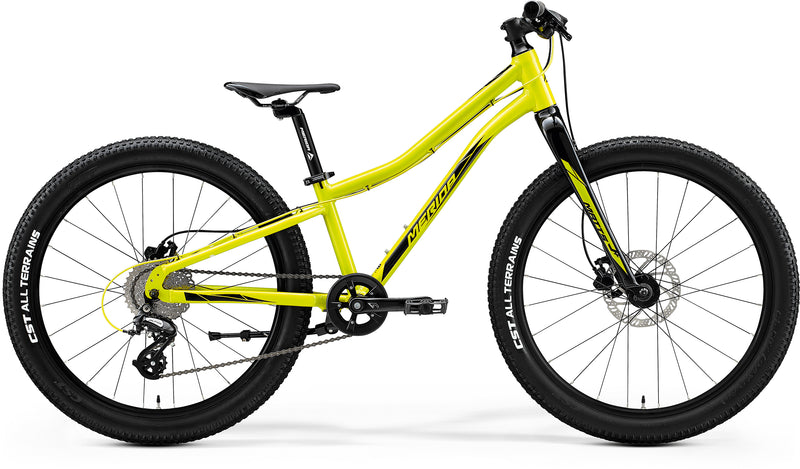 2020 Merida Matts J24+ Gloss Yellow With Black K24