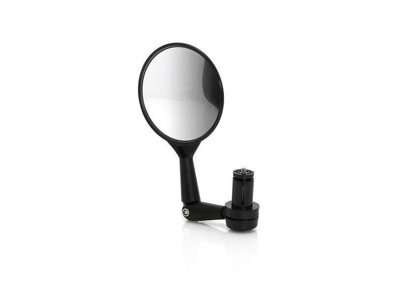 XLC Mirror Barend Plastic Short 50mm