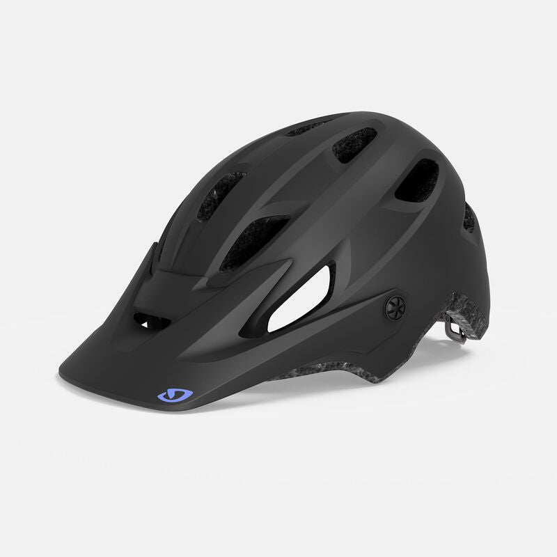 Giro Cartelle MIPS Women's Helmet Matte Black with Purple