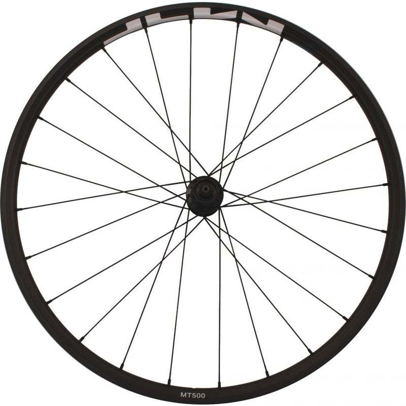 Shimano Wheel 29 MT500 RR Discl QR Black