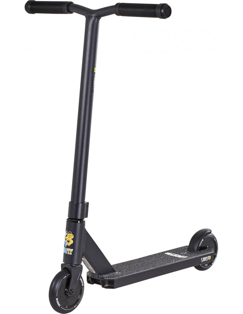 Lucky Recruit Pro Scooter Black