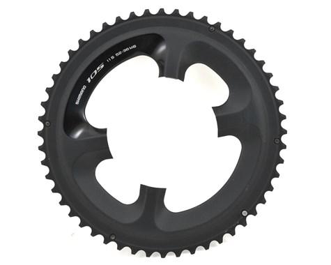 Shimano FC-5800 Chainring 52T-MB For 52-36T Black