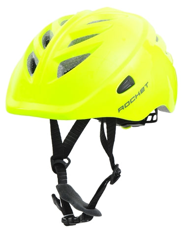Rocket Helmet Rally Fluro Yellow