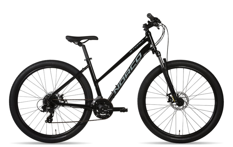 Norco Storm 4 ST W Cross Country Bike Black/Charcoal (2019)