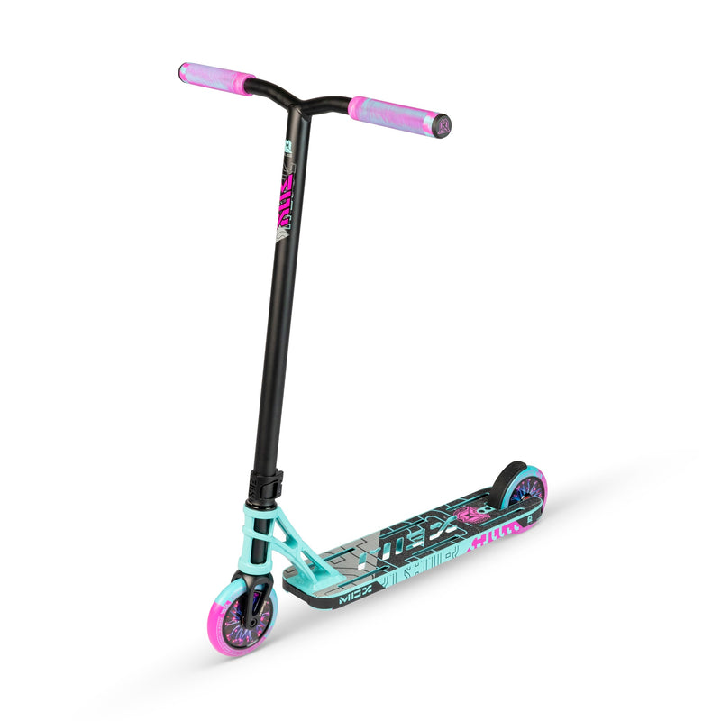 MGX P1 Pro Scooter Teal & Pink