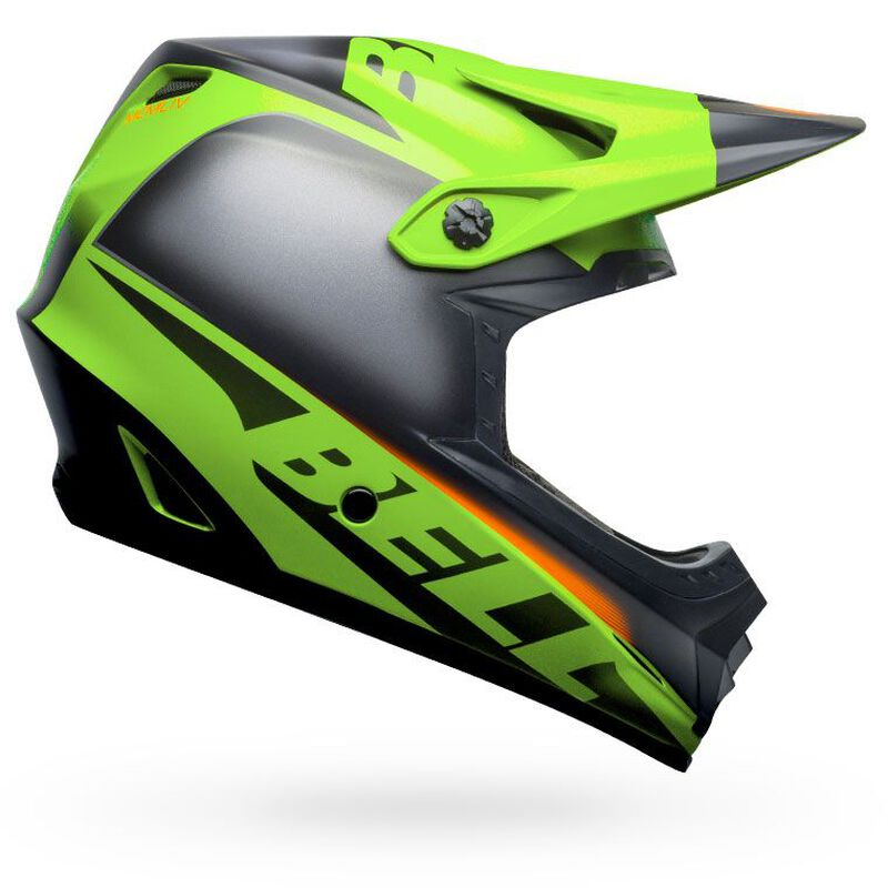 Bell Full-9 Fusion Helmet Green with Black