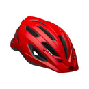 Bell Crest JR Universal Youth Helmet Matt Crimson