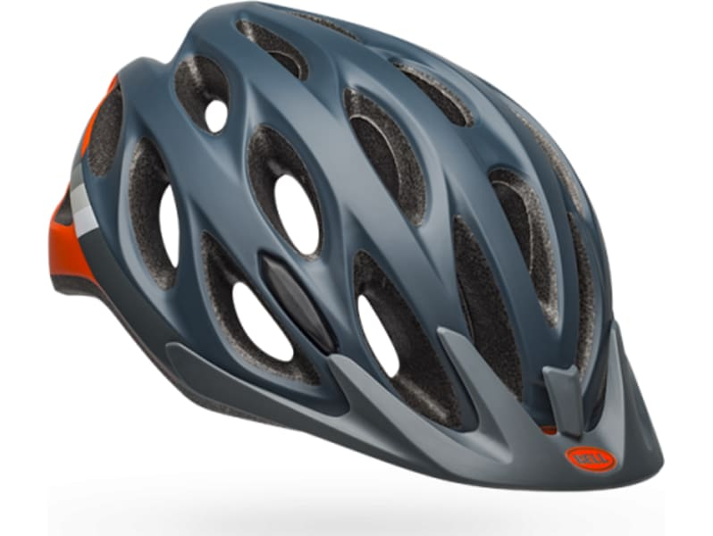 Bell Traverse Helmet Matte Slate & Orange