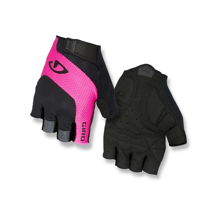 Giro Gloves Tessa WMN Gel SF Pink/Black SM