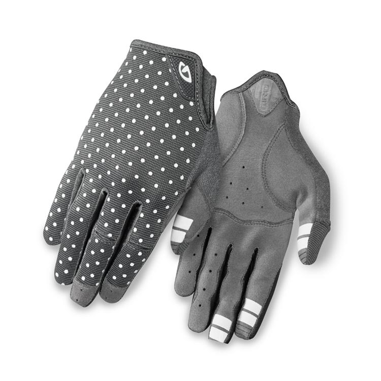 Giro Gloves DND WMN FF Grey/Whitedots MD