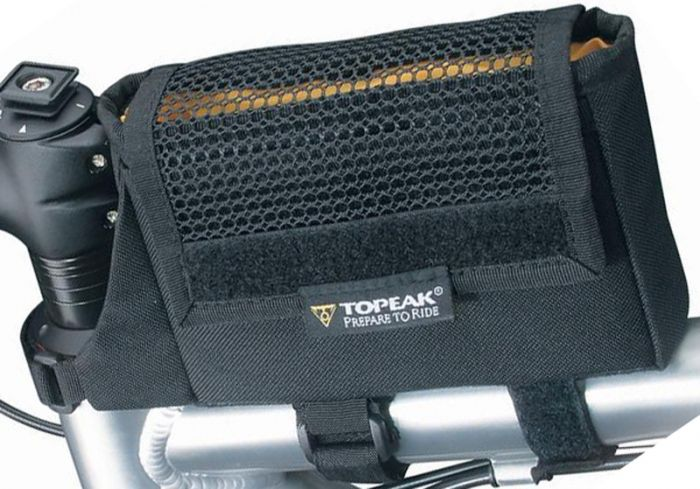 Topeak TriBag Top Tube Bag