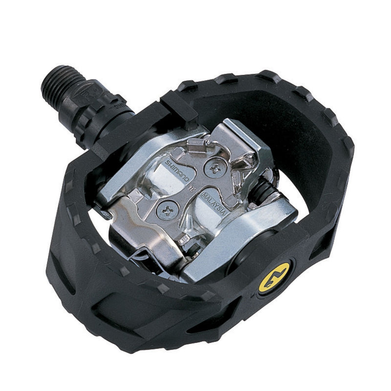 Shimano Pedals SPD M424 SPD Resin Pop-Up