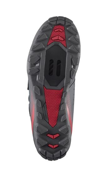 Shimano Shoes MTB ME400 WMN Grey/Red