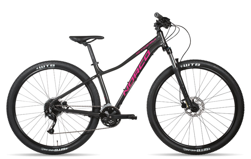 2019 Norco Storm 2 W Charcoal with Pink