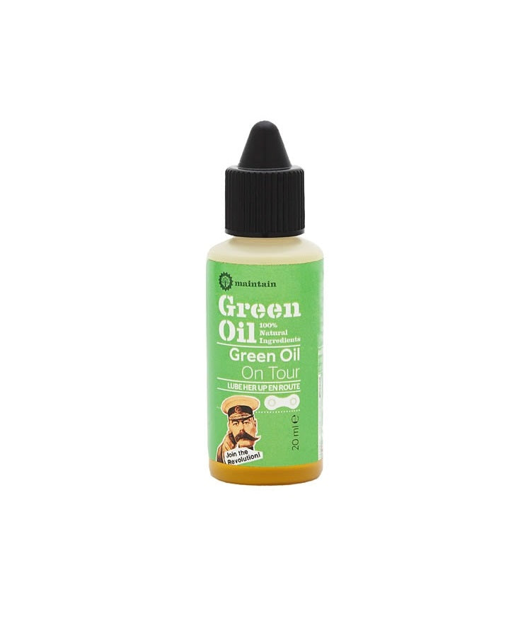 Green Oil Chainlube Dry/Wet On-Tour 20ml