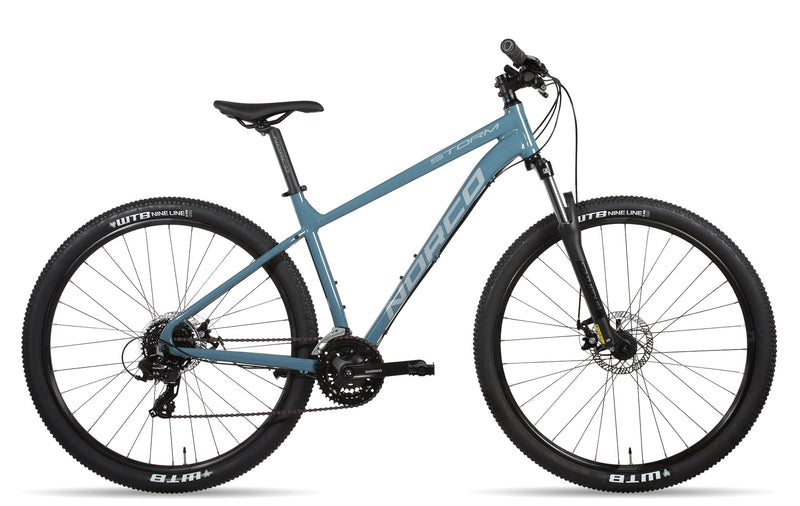 Norco Storm 4 Cross Country Bike Slate Blue/Concrete/Navy (2019)