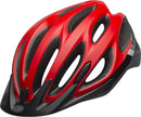 Bell Traverse Helmet Matte Crimson with Black UNI Adult 54-61cm
