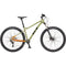 GT Avalanche Elite Hardtail Mountain Bike Moss Green/Orange Fade (2021)