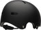 Bell Helmet Local Matt Black