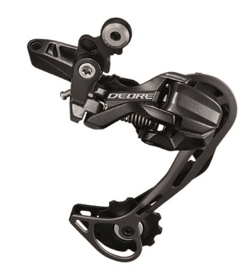 Shimano Derail-RR 10S Deore-M593 LG Black