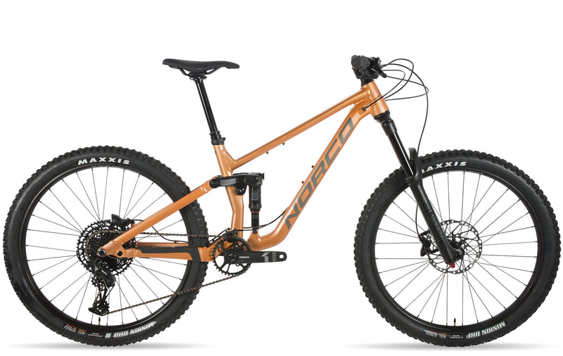 Norco Sight A3 29 W All-Mountain Bike Orange/Charcoal (2020)