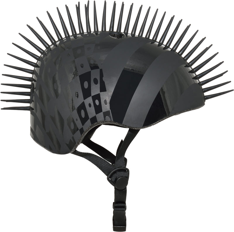 Krash Cube Hurt Hawk Youth Helmet Black