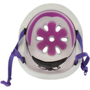 Krash Leopard Kitty Youth Helmet Purple