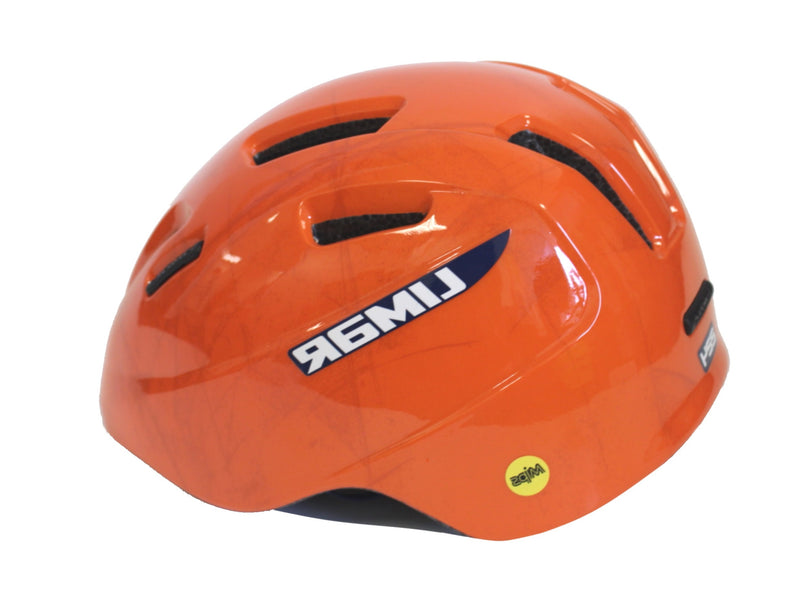 Limar Helmet 224 MIPS Orange 46-52Kid-XS