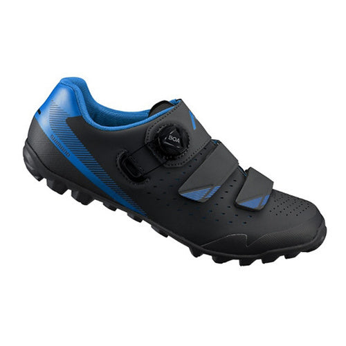 Shimano Shoes MTB ME400 SPD Black