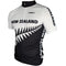 Tineli Jersey NZ Fern Black/White