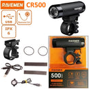 Ravemen CR500 USB Front Light 500 Lumens