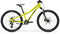 Merida Matts J24 Disc Kids Mountain Bike Fluro Yellow