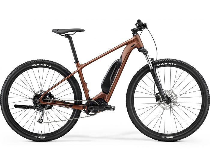 Merida eBig Seven 300 SE Electric Mountain Bike Silk Bronze (2021)