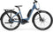 Merida Espresso CC 400 SE EQ Electric Hybrid Bike Silk Black/Steel Blue (2021)