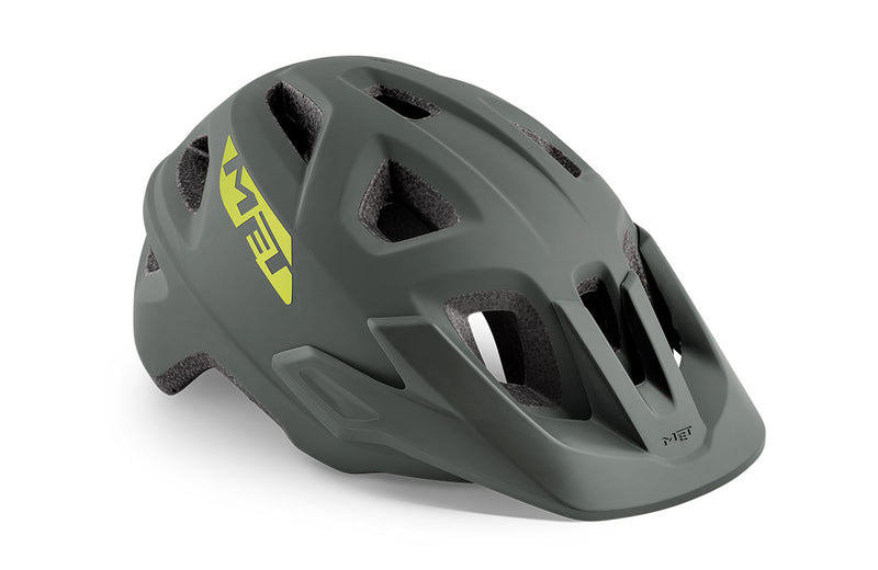 Met Echo MTB Helmet Matt Grey