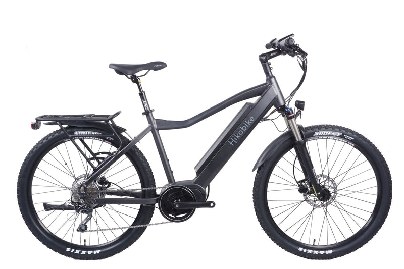 Hiko Ascent 13AH Battery Electric Hybrid Bike Gunmetal (2020)