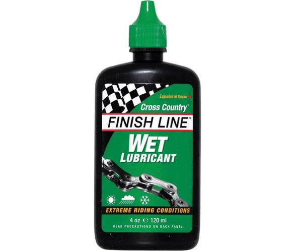 Finish Line Wet Lube 120ml/6Oz