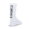 Giro HRC Hi-Rise Team Socks White/Black MD