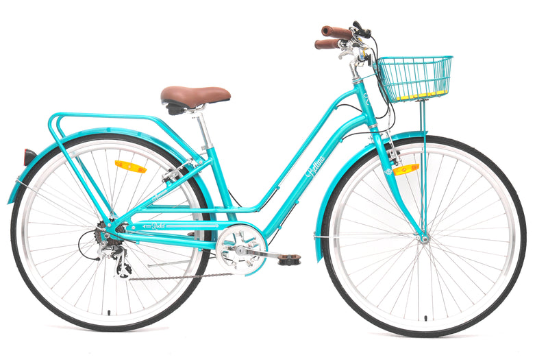 Rocket Vintage Bettina Cruiser Bike Teal