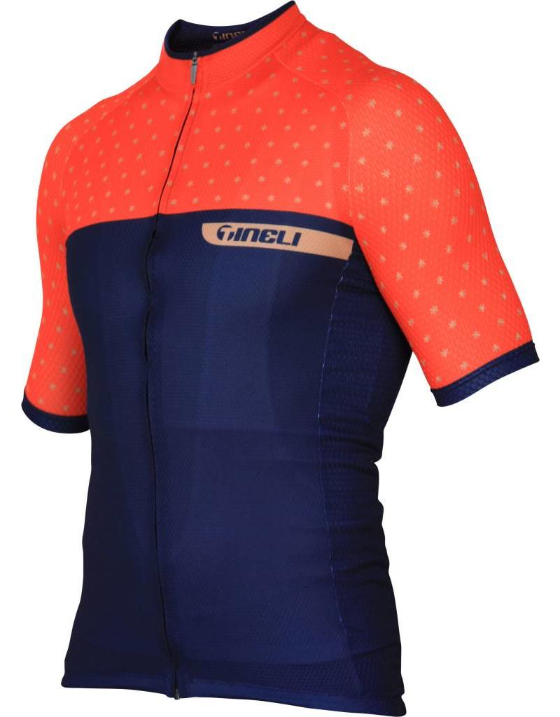 Tineli Jersey Blue/Orange-Blood