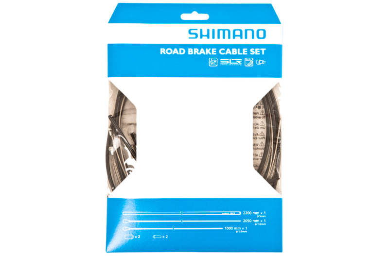 Shimano Brakecable Set Road Durace Ptfe