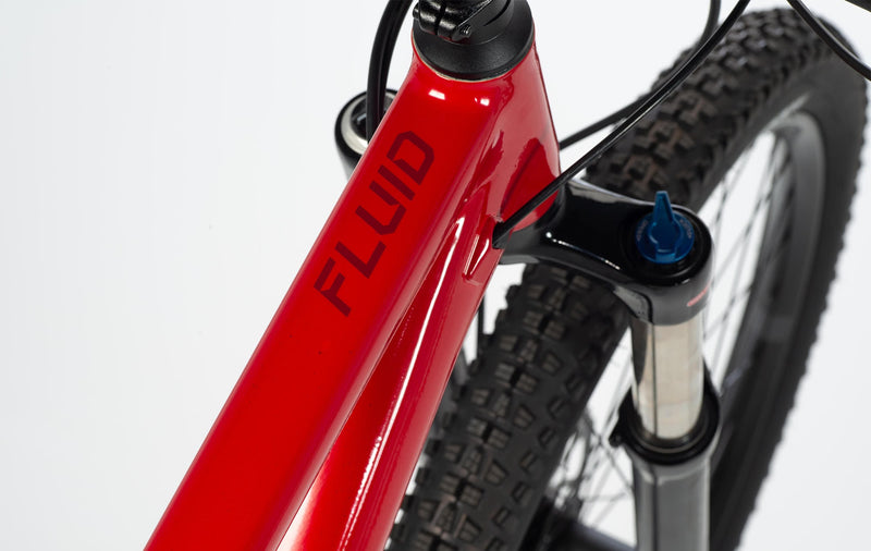 Norco Fluid HT 2 29 Hardtail Mountain Bike Blood/Red (2020)