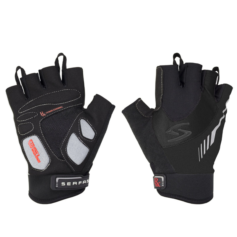 Serfas Gloves Rx-8 Black XL