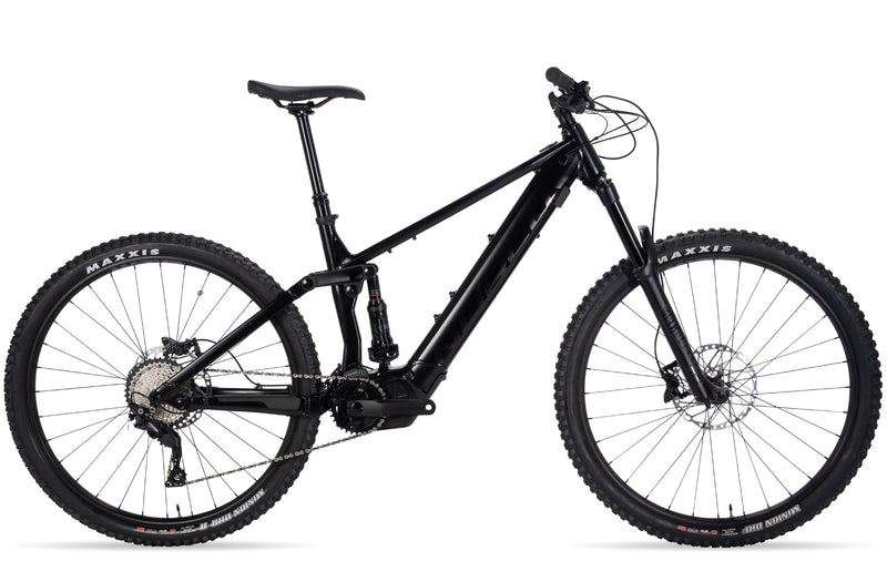 Norco Sight VLT A2 Electric Mountain Bike Black (2021)