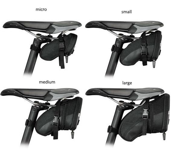 Topeak Aero Wedge Saddle Pack Micro