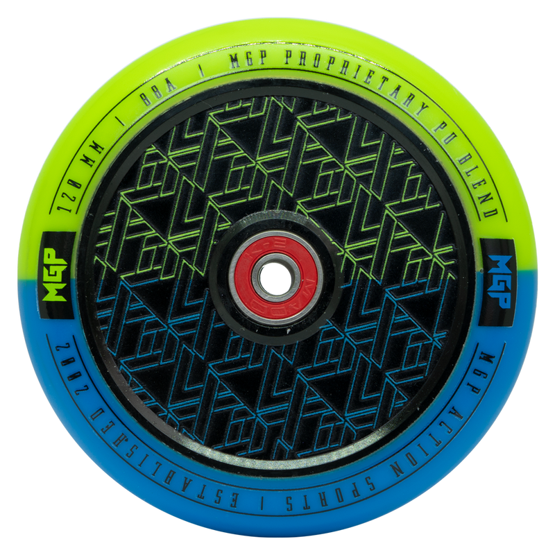 MGP Scooter Wheel 120mm Corrupt Ethanol