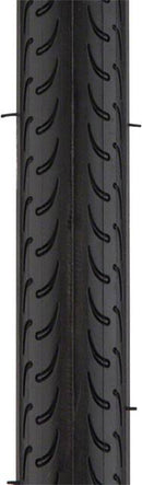 CST Caldera Tyre 700 x 28 Flat Fighter Black