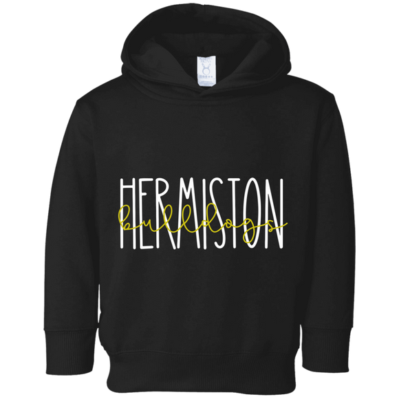 Hermiston Bulldogs Toddler Fleece Hoodie