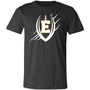 Echo Football E Unisex Jersey Short-Sleeve T-Shirt
