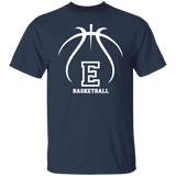 Cougar Basketball Youth 100% Cotton T-Shirt